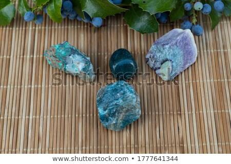 Naturalismo pedras verde natureza fundo beleza Foto stock © jonnysek