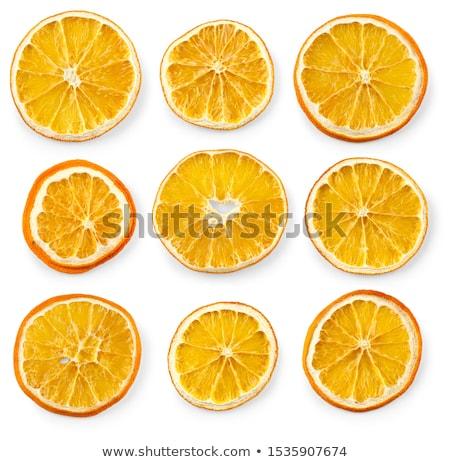 ストックフォト: フルーツ · スライス · 緑 · 黄色 · 甘い