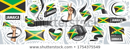 made in jamaica Stock photo © tony4urban
