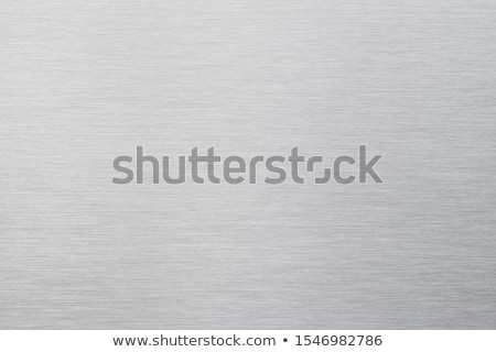 brushed aluminium surface Stock photo © Istanbul2009