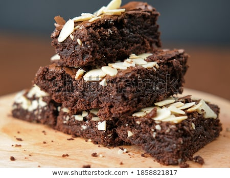 Amandel boter cake nederlands voedsel Stockfoto © Digifoodstock