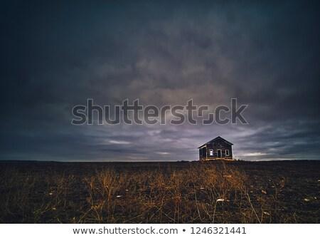 Abandoned Farmhouse Stock photo © zambezi