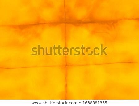 Graffiti grunge vernice effetto rosolare arancione Foto d'archivio © Melvin07