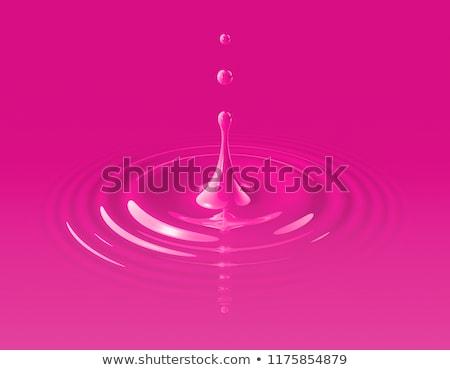 Rainbow · goccia · d'acqua · texture · cielo · acqua · abstract - foto d'archivio © pakete