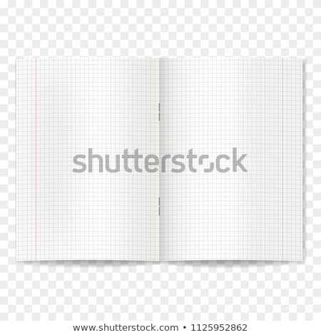 Books and Office, Educational Math Page Vector Stock photo © robuart