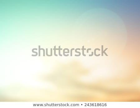 Abstract smooth blurred background in soft pastel colours Stock photo © evgeny89