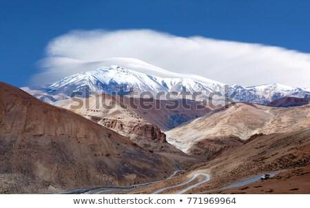 Montanha himalaia panorama paisagem la Foto stock © dmitry_rukhlenko