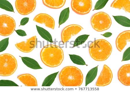 abstrato · laranja · fatias · comida · fundo · foto - foto stock © boroda