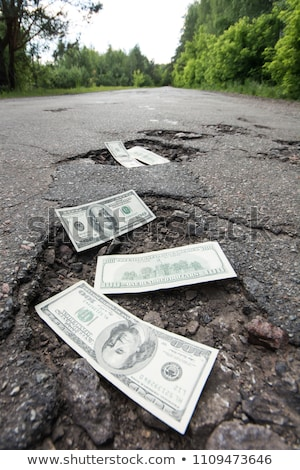 road to riches stock photo © lightsource