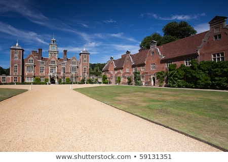 the famous blickling hall in england stock photo © capturelight