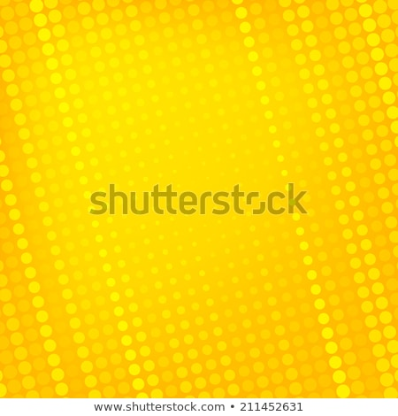 orange abstract backdrop circle ellipse shape Stock photo © Melvin07