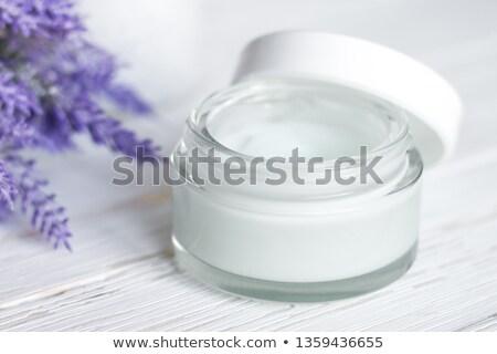 elixir · luxo · aromático · pequeno · garrafas · secar - foto stock © juniart