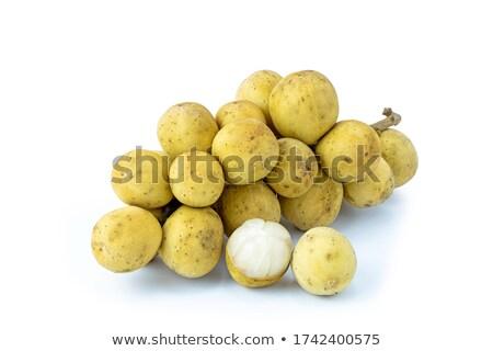 long gong Thai fruits as background Stock photo © yanukit