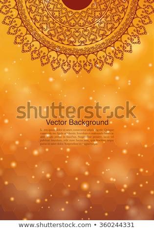 abstrato · artístico · diwali · fogo · luz · fundo - foto stock © pathakdesigner
