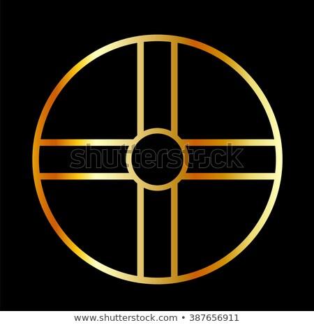 южный солнечной крест символ небе Сток-фото © shawlinmohd