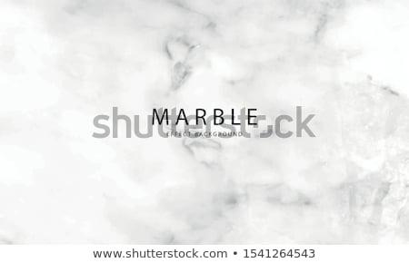 Kék absztrakt márvány futurisztikus szövet selyem Stock fotó © molaruso