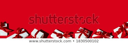 Wrapped Package Stock photo © albund