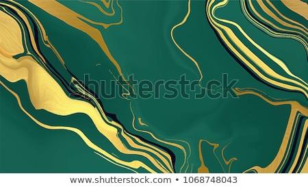 Elegancki niebieski marmuru tekstury tle piętrze Zdjęcia stock © SArts