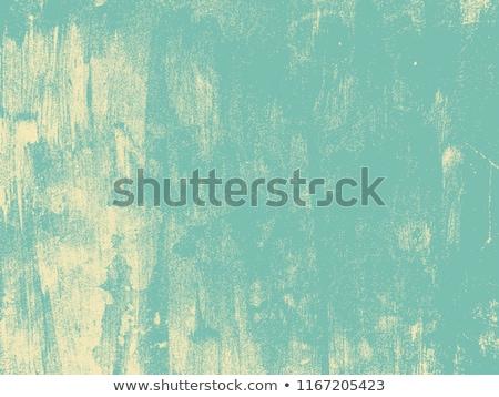 青 レトロな 勾配 紙 芸術 ストックフォト © cammep