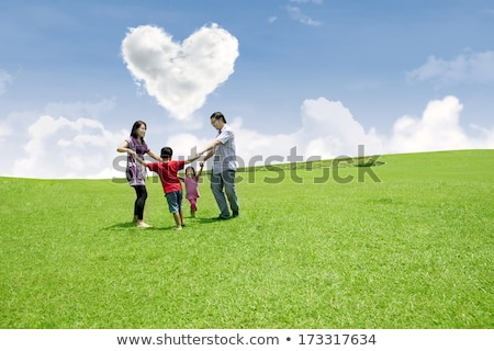 家族 · 行使 · 実例 · 行使 · 一緒に · 男 - ストックフォト © bluering