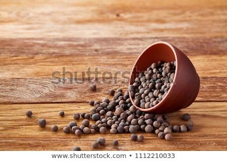 bowl of allspice berries Stock photo © Digifoodstock