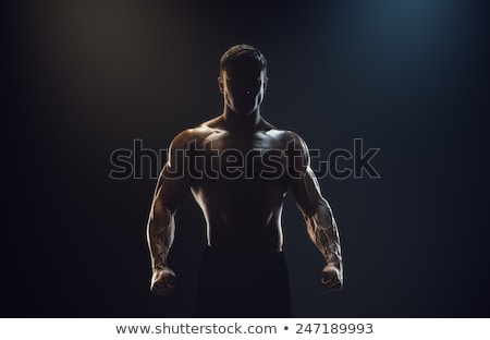 Strong fighter Stock photo © pressmaster