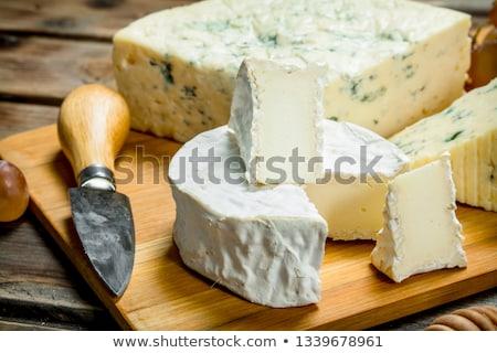 french soft cheese stock photo © joker