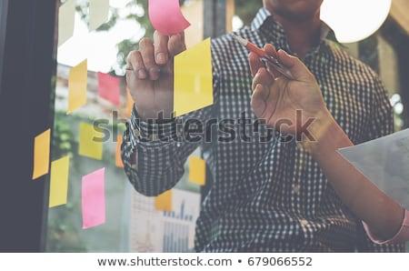 человека развивающийся новых запуска успешный запуск Сток-фото © jossdiim
