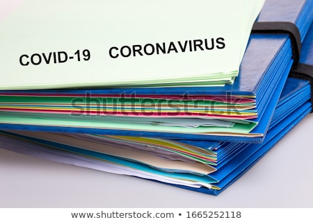 Book with Pages and Information, Data in Manual Stock photo © robuart