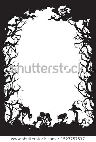 fairytale tree Stock photo © Galyna