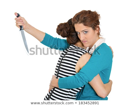 Pretty Stabber Stock photo © cboswell