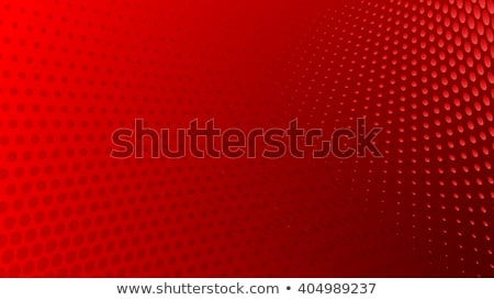 Abstract dotted red background Stock photo © karandaev