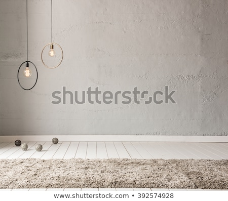 empty room with frames Stock photo © SArts