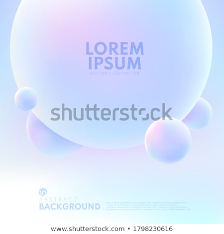 nagy · buborék · íny · modell · fúj · nő - stock fotó © romvo