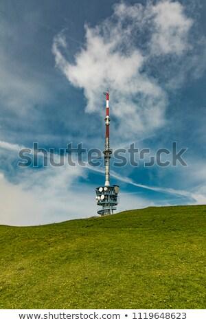 Tour Suisse vue bâtiment technologie Photo stock © boggy