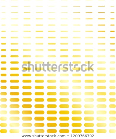 Gold gradation scale line Stock photo © Blue_daemon