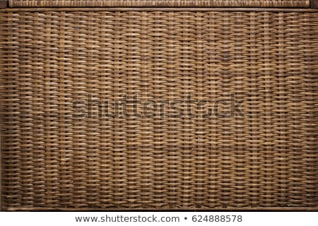 Wicker basket texture Stock photo © Zela