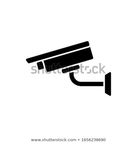 Video surveillance CCTV Camera Stock photo © smoki