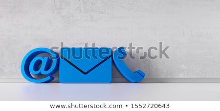 Email Us Stock photo © REDPIXEL