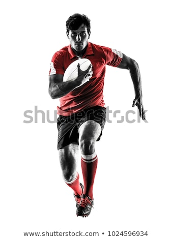Rugby players Stock photo © photography33