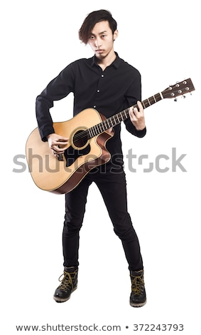 Young man playing it cool to the camera Stock photo © photography33