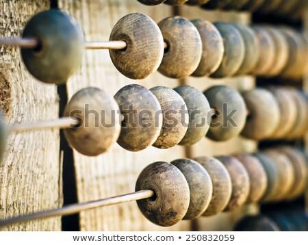 abacus - retro education concept Stock photo © PixelsAway