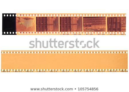 映画 役割 孤立した 負 テープ 漫画 ストックフォト © Slobelix