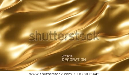 Colored satin textile Stock photo © ozaiachin