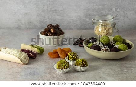Coconut confections Stock photo © Digifoodstock