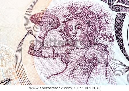 Moedas libra Chipre diferente dinheiro Foto stock © CaptureLight