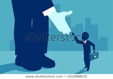 Big Business Support Stock photo © Lightsource