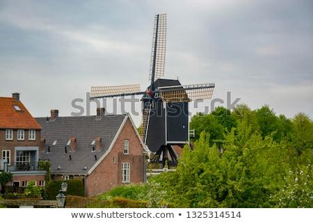 Heusden, Netherlands Stock photo © phbcz