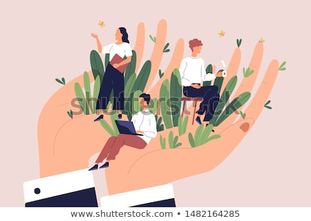Business perks concept. Stock photo © 72soul