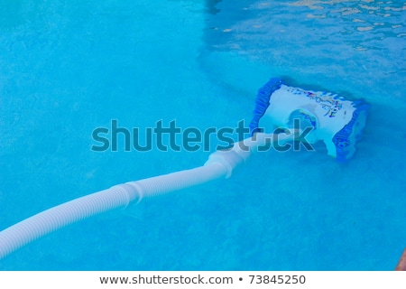 Automatic Pool Cleaning Device Stock photo © cteconsulting